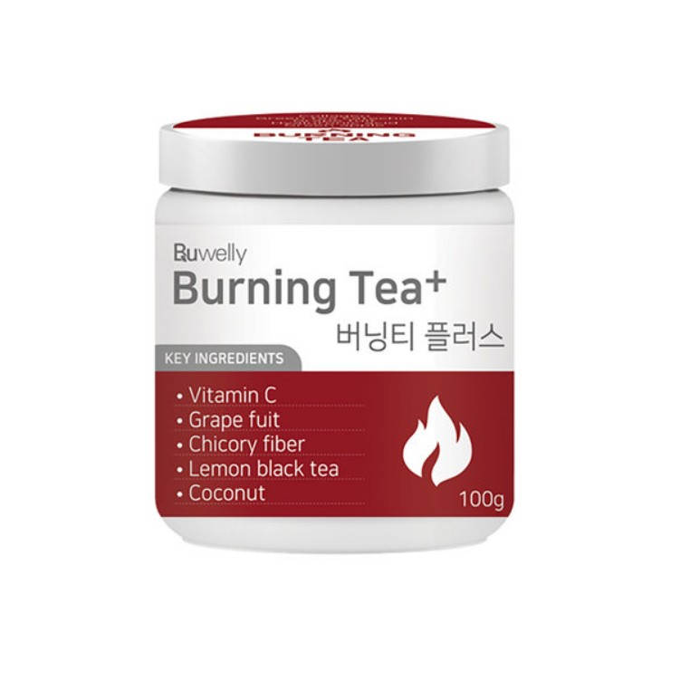 뷰웰리 Burning tea+